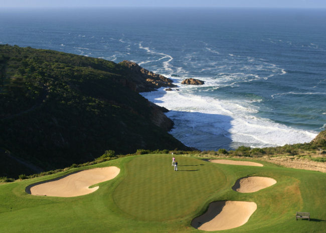 Golf Courses Along The Garden Route   Wilderness Manor Guest House